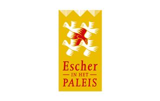 Escher in het Paleis logo